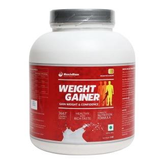 MuscleBlaze Weight Gainer SPL,  6.6 lb  Kesar Pista Badam