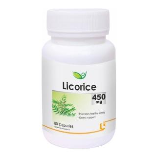 Biotrex Licorice (450 mg),  60 capsules