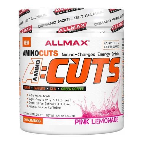 Allmax Amino Cuts,  0.462 lb  Pink Lemonade