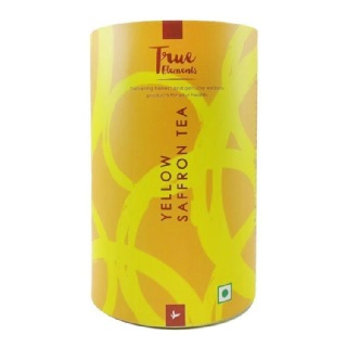 True Elements Yellow Saffron Tea,  Unflavoured  0.05 kg