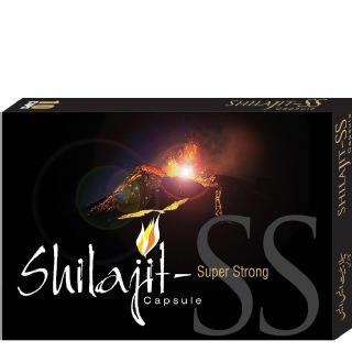 Mahaved Shilajit Super Strong,  50 capsules