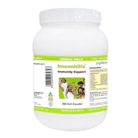 Herbal Hills Imunohills,  900 capsules