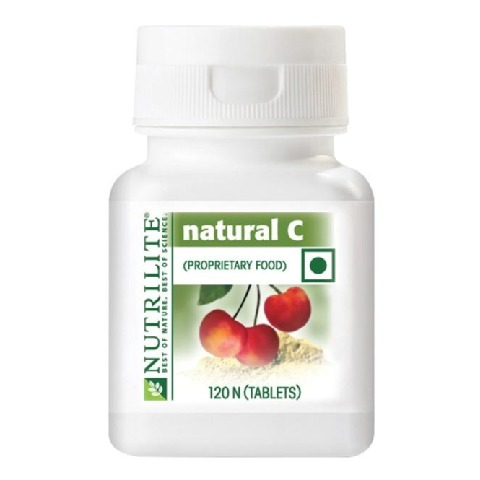 Amway Natural C,  Unflavoured  120 tablet(s)