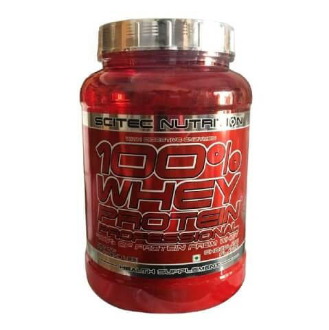 Scitec Nutrition 100% Whey Protein Professional,  2.02 lb  Chocolate