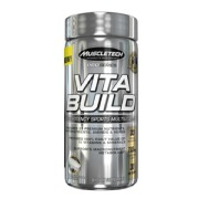 MuscleTech Vita Build,  Unflavoured  60 caplets