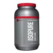 Isopure Zero Carb Protein Powder,  3 lb  Strawberries & Cream