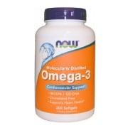 Now Omega-3,  200 softgels