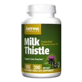 Jarrow Formulas Milk Thistle (150mg),  200 capsules