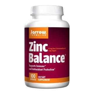 Jarrow Formulas Zinc Balance,  100 capsules