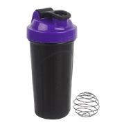 Day2Day Classic Shaker,  Black & Purple  750 ml
