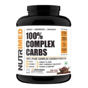Nutrimed 100% Complex Carbs,  5 lb  Deluxe Chocolate