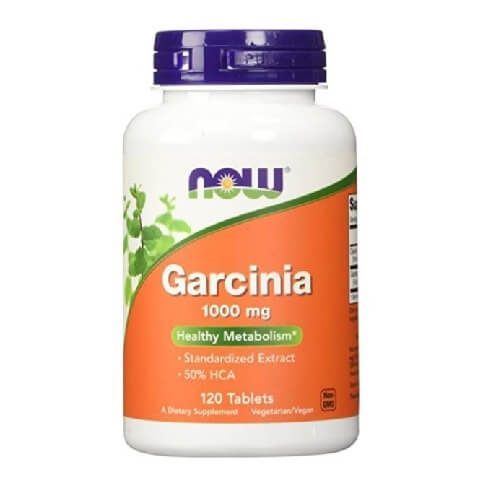 Now Garcinia (1000mg),  120 tablet(s)