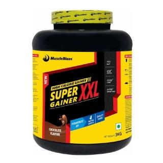 MuscleBlaze Super Gainer XXL,  6.6 lb  Chocolate