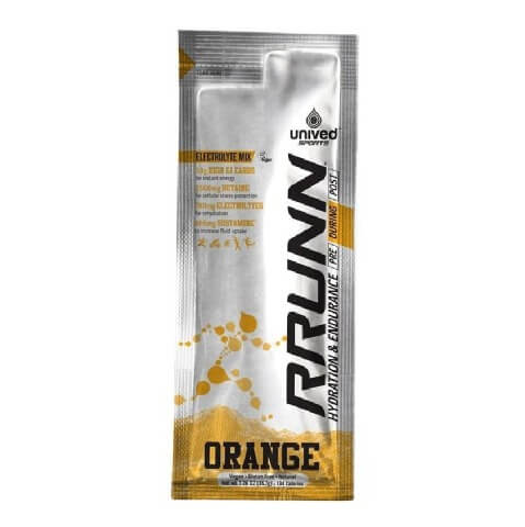 Unived RRUNN During Hydration & Endurance,  0.47 lb  Orange