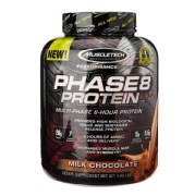 MuscleTech Phase 8,  4.6 lb  Milk Chocolate