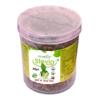 Zindagi Madhu Tulsi (Stevia leaves powder),  0.1 kg