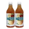 HealthKart Apple Cider Vinegar with Mother 0.5 L Unflavoured - Pack of 2