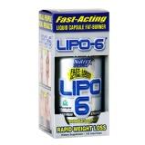 Nutrex Lipo 6,  120 Capsules