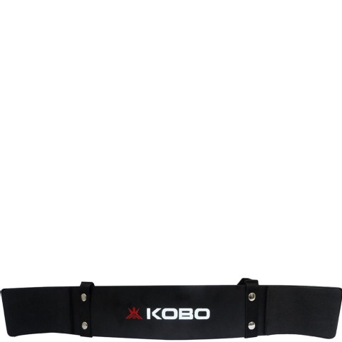 KOBO Power Arm Blaster Training Padded Straps (WTA-21),  One Size  Black
