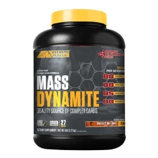 Extreme Muscle Advance Performance Series Mass Dynamite 1:10,  6 lb  Chocolate Milk Shake