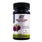 FB Nutrition Healthy Liver Milk Thistle,  60 capsules