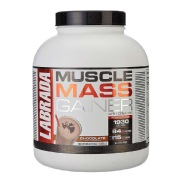 Labrada Muscle Mass Gainer,  6 lb  Chocolate