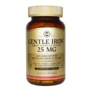 Solgar Gentle Iron (25mg),  180 veggie capsule(s)