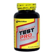 MuscleBlaze Test Pro (Natural Testosterone Booster),  60 capsules  Unflavoured