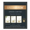 GreenBrrew Strong Green Coffee (Pack of 3),  20 sachets/pack