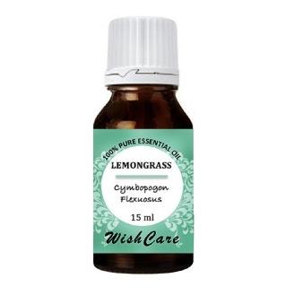 Wishcare Essential Oil,  15 ml  Lemon Grass