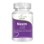 Natures Velvet Neem Pure Extract (500 mg),  60 veggie capsule(s)