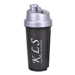 GHC Shaker Bottle,  Black  600 ml