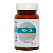 HealthKart Fish Oil, 60 capsules