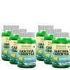 Morpheme Remedies Garcinia-Green Tea (500 mg),  60 veggie capsule(s)  Unflavoured (Pack of 6)