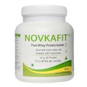 Novkafit Pure Whey Protein Isolate,  1 lb  Vanilla
