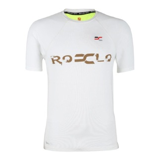 Rocclo T Shirt-5061,  Half White  XL