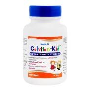 Healthvit Calvitan Kid,  60 tablet(s)  Unflavoured