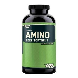 ON (Optimum Nutrition) Superior Amino 2222,  300 softgels  Unflavoured
