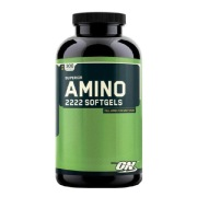 ON (Optimum Nutrition) Superior Amino 2222,  300 softgels  Unflavoured
