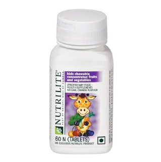 Amway Nutrilite Kids Concentrated Fruit & Vegetable