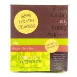 Nourish Organics Ginger Clove Bar,  6 Piece(s)/Pack  Ginger Clove