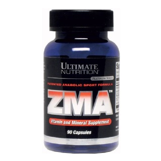 Ultimate Nutrition ZMA,  90 capsules  Natural