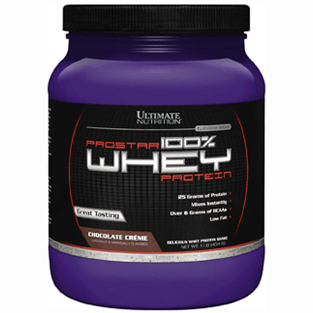 2aef3a46f Ultimate Nutrition Prostar 100% Whey Protein