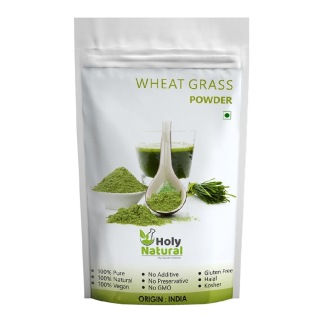Holy Natural Wheat Grass Powder,  0.100 kg