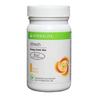 Herbalife Afresh Energy Drink Mix,  0.05 kg  Lemon