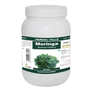 Herbal Hills Moringa,  700 tablet(s)