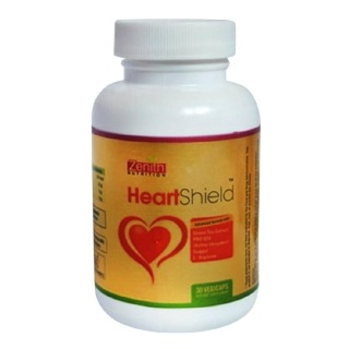 Zenith Nutrition Heart Shield,  Unflavoured  30 veggie capsule(s)