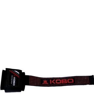KOBO Gym Rod Strap (WTA-06),  Black  Free Size