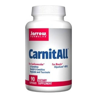 Jarrow Formulas CarnitALL,  90 capsules  Unflavoured