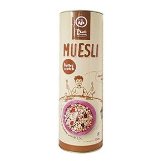 True Elements Butterscotch Muesli,  Unflavoured  400 g